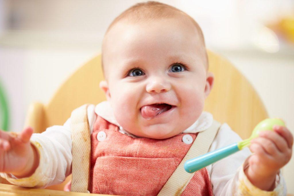 ¿Cuándo puede comer jamón un bebé?