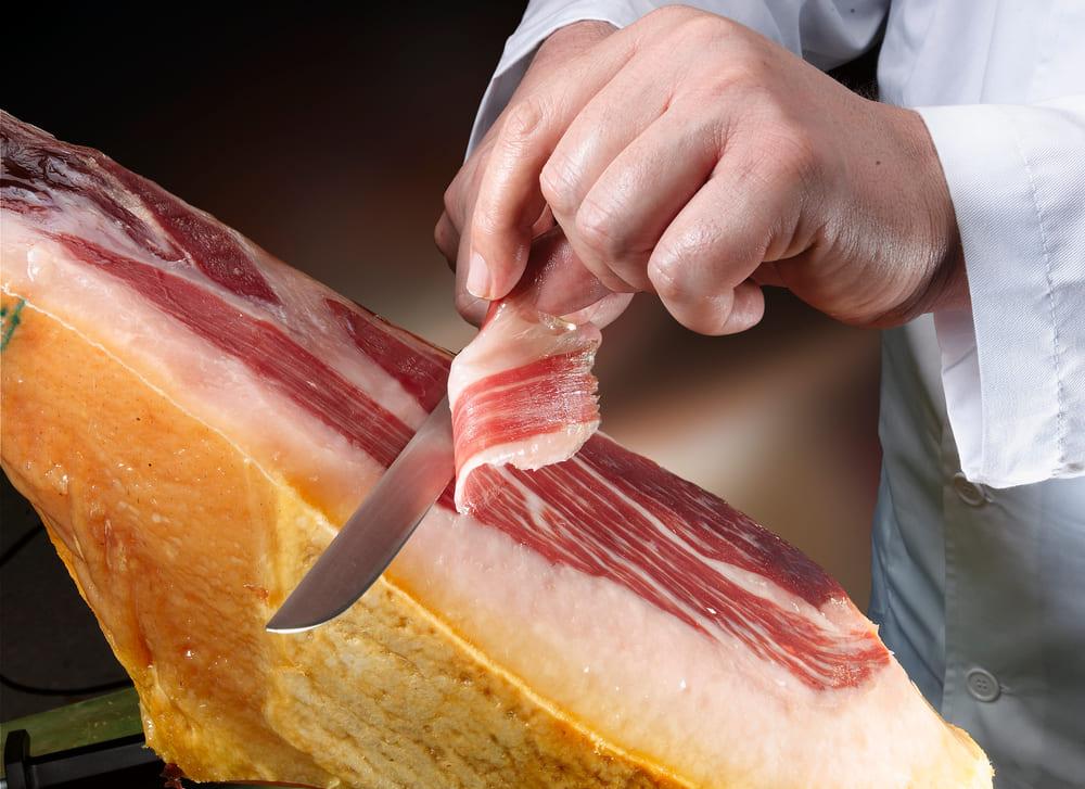 3 cosas que no debes hacer con el jamón